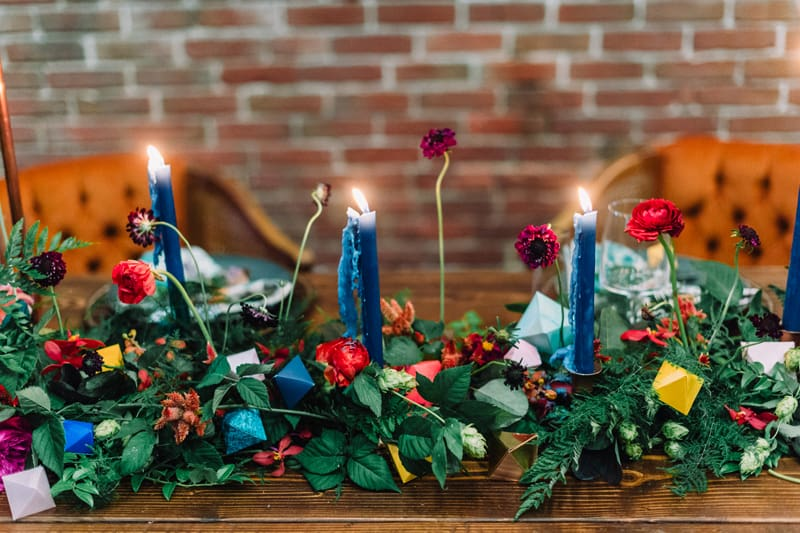 cool-colorful-boho-inspired-wedding-ideas-with-industrial-vibes-23