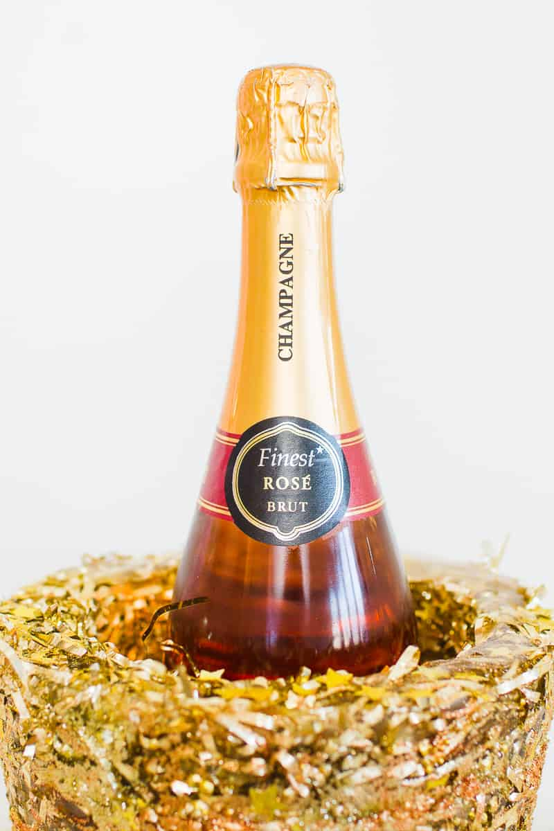 diy-glitter-ice-bucket-christmas-gold-metallic-confetti-bronze-copper-centrepiece-wine-cooler-champagne-15