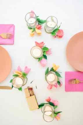 best-paper-flower-tutorials-for-your-wedding-cupcake-wrapper-flower-votives-bespoke-bride-wedding-blog