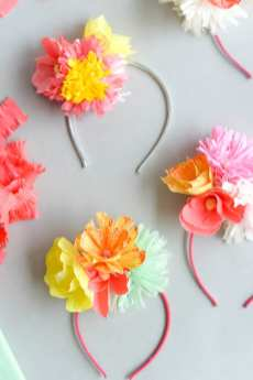 best-paper-flower-tutorials-for-your-wedding-paper-flower-headband-diy-bespoke-bride-wedding-blog