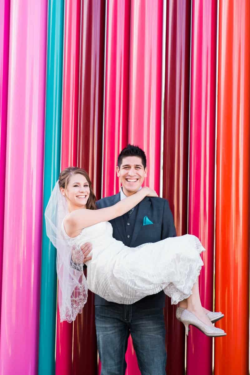 COLORFUL LAS VEGAS ELOPEMENT WITH LUNCH AT IN-N-OUT BURGER (14)