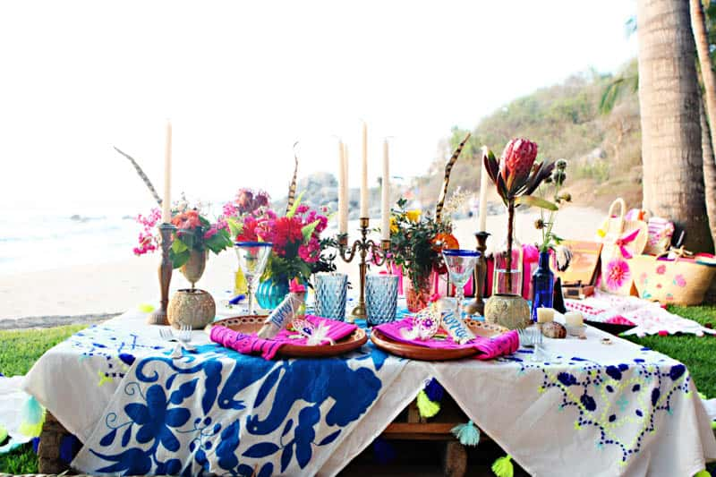 MYSTICAL VIBRANT WEDDING IDEAS IN SAYLUTIA MEXICO (25)