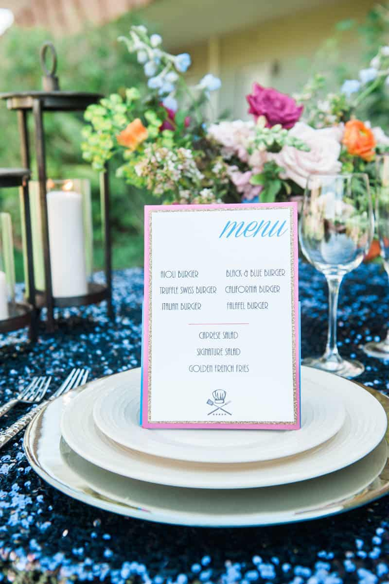INSPIRED WEDDING IDEAS FOR A RETRO POOLSIDE ELOPEMENT (10)