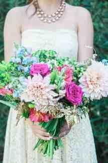 Pool Party Wedding Elopement Bespoke-bride
