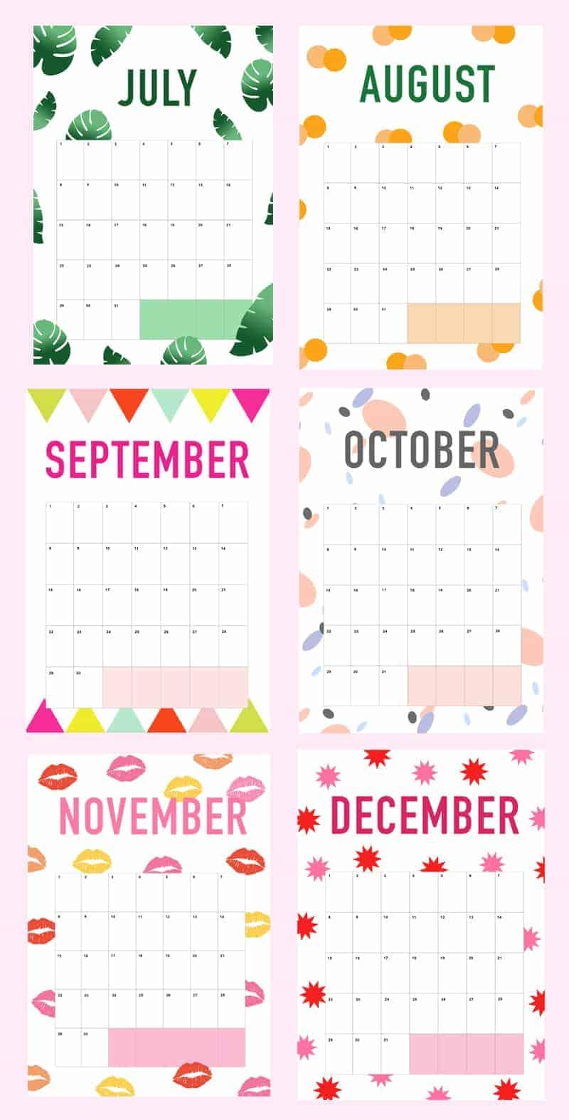 wedding planner calendar