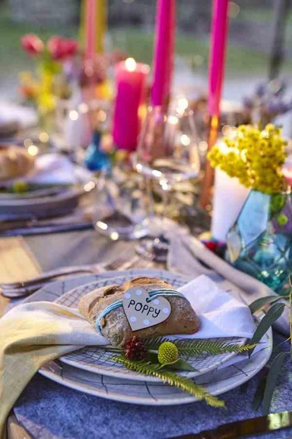 Scandi Brights Wedding Ideas Bespoke-bride
