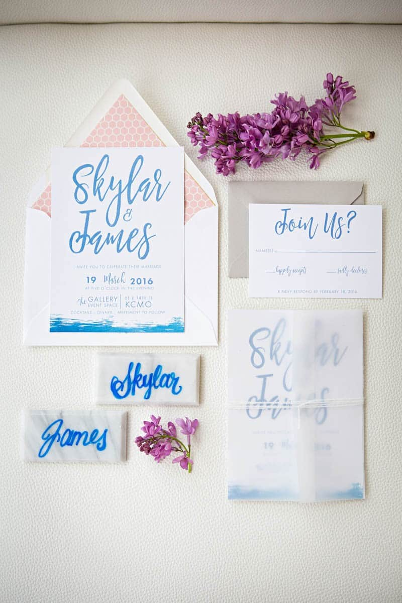 UNIQUE PANTONE WATERCOLOR WEDDING IDEAS (1)