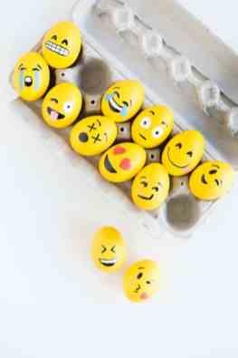 DIY-Emoji-Easter-Eggs - STUDIO DIY