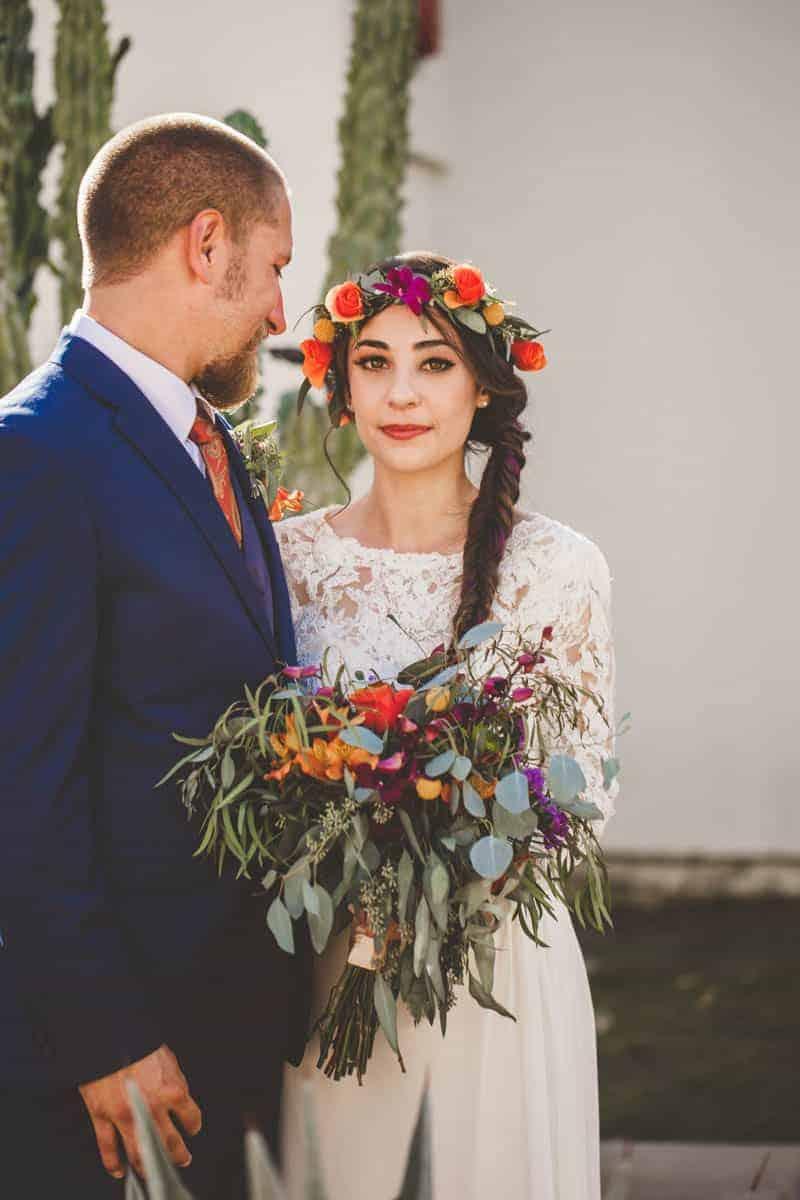 COACHELLA INSPIRED FESTIVAL WEDDING IN THE DESERT (14)