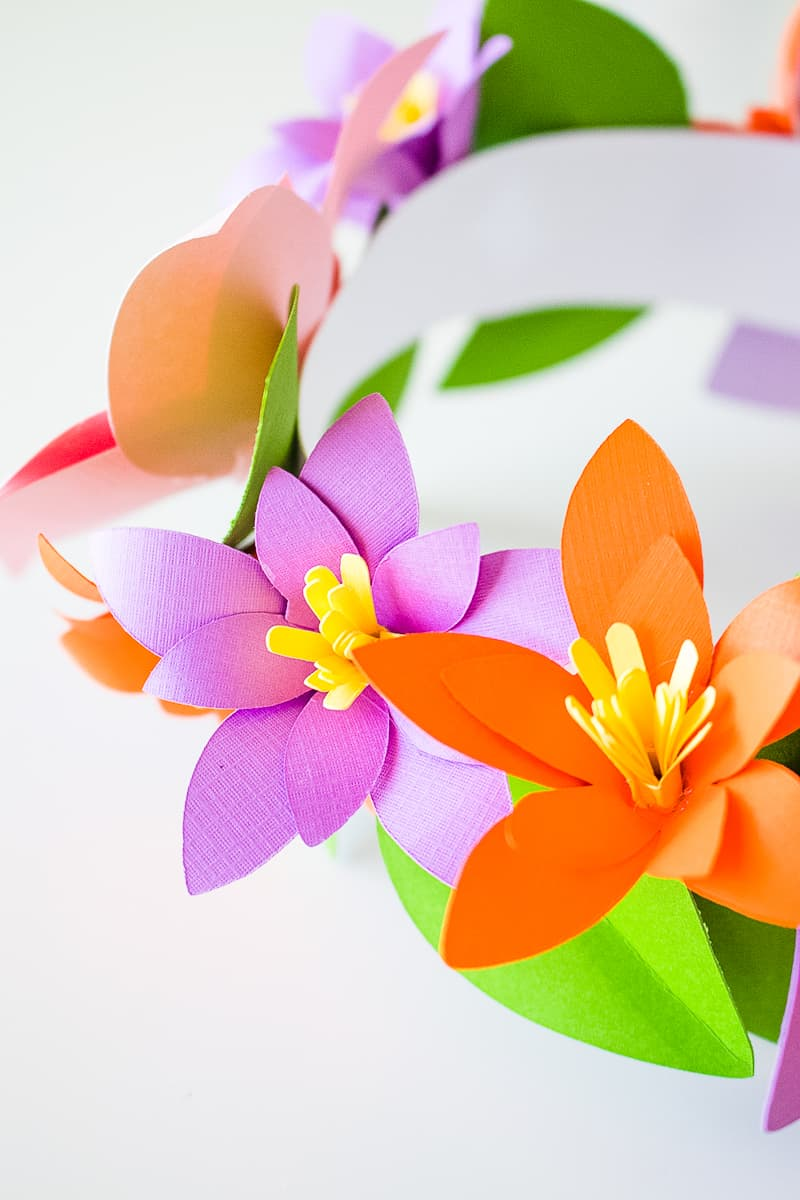How To Make A Paper Flower Step By Step Demirediffusion