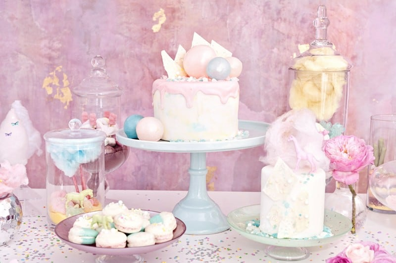 SWEET PINK PASTEL UNICORN BRIDAL SHOWER HEN PARTY SLEEPOVER (15)