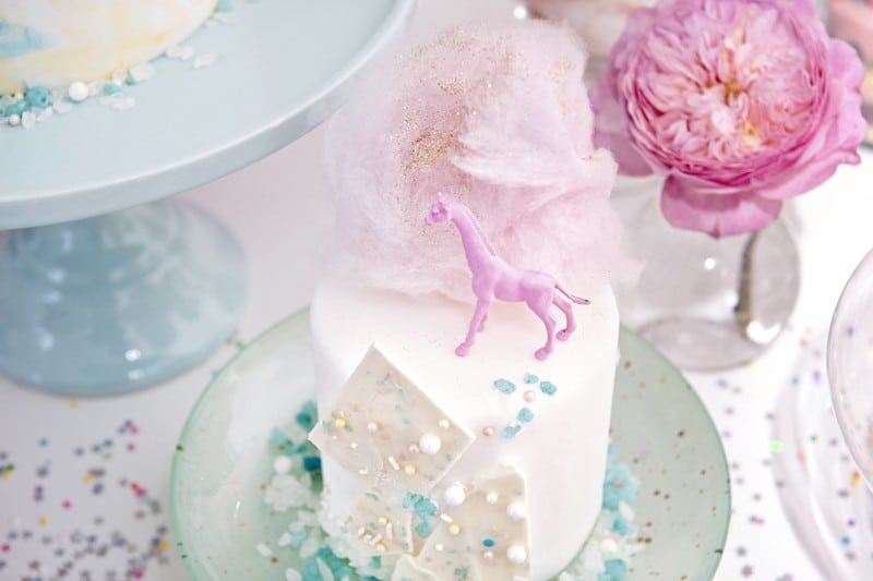 SWEET PINK PASTEL UNICORN BRIDAL SHOWER HEN PARTY SLEEPOVER (20)