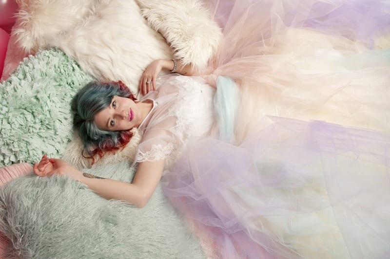 SWEET PINK PASTEL UNICORN BRIDAL SHOWER HEN PARTY SLEEPOVER (39)