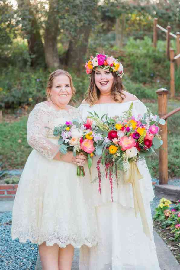 EFFORTLESS BOHEMIAN WEDDING AT MADRONA MANOR (14)