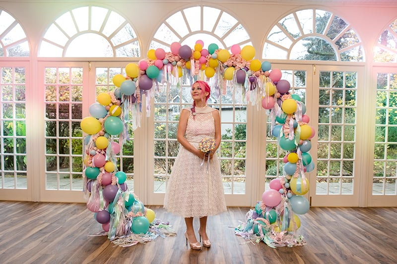 Diy spring pastel wedding ideas bespoke bride wedding blog fun diy wedding ideas for your sweet spring wedding junglespirit Image collections