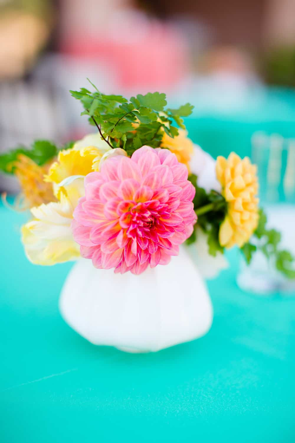 Hawaiian inspired colourful wedding with pineapples cocktails bright us transport you to this hawaiian inspired wedding filled with pineapples bright pops of yellow tropical inspired florals and some seriously delicious izmirmasajfo Images