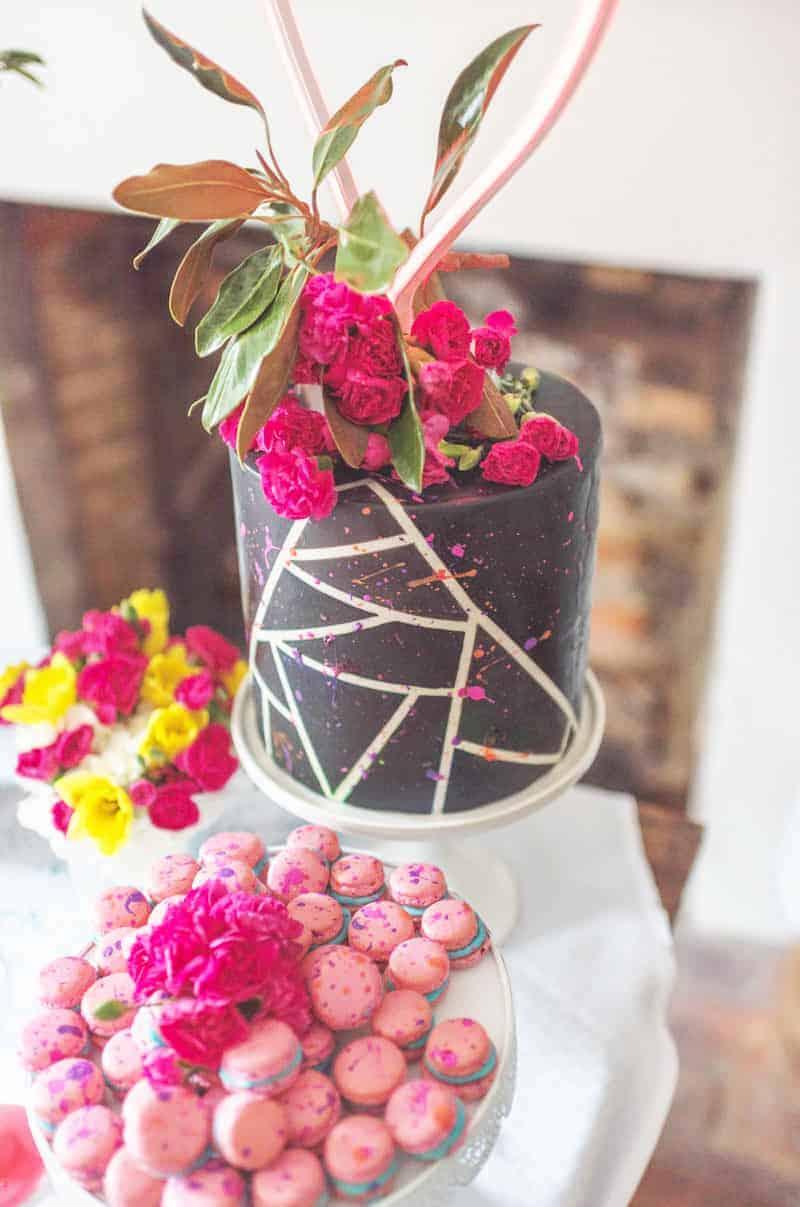 5 Tips For A Neon Wedding Bespoke Bride Wedding Blog