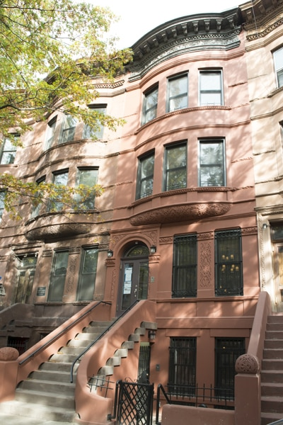 Harlem Brownstone II