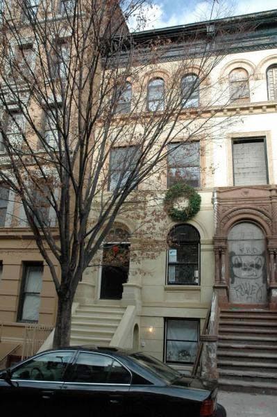 Harlem Brownstone