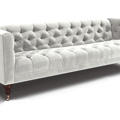 Motorized Sectional Sofa 1 Piece Cover Custom Upholstered Spruce Tufted Dining Banquette