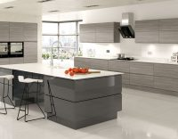Curved Modern Kitchens