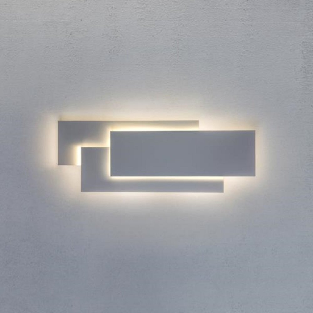 LED White Wall Panel Light in Contemporary Design, Very