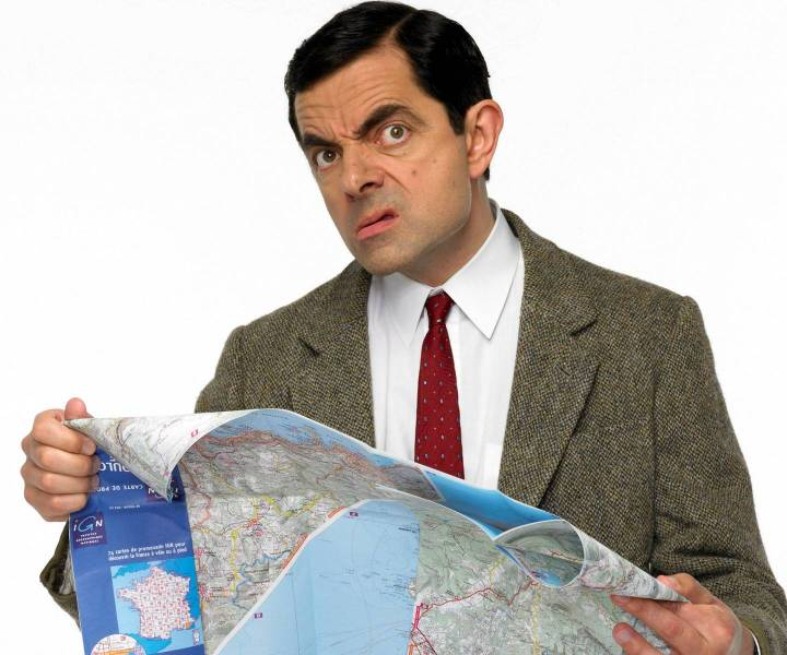 What does a record label do Mr. Bean?