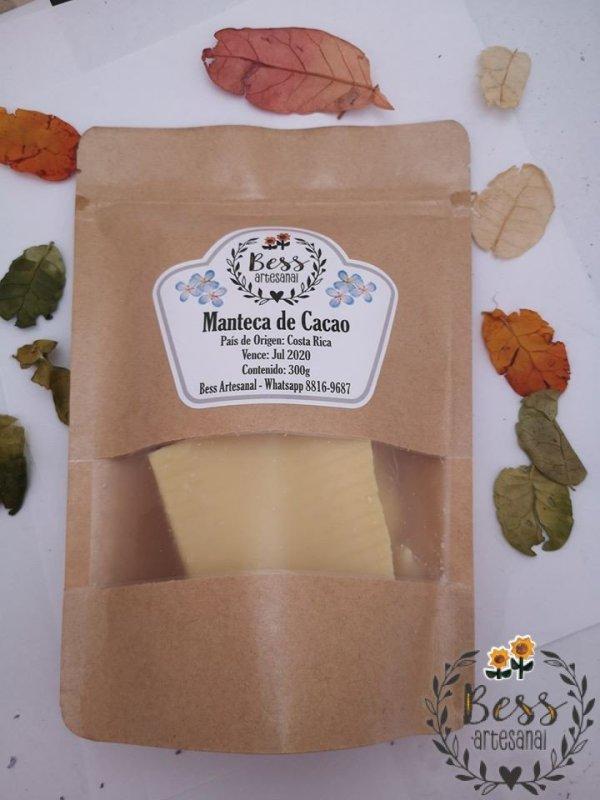 Bess Artesanal - Manteca de cacao