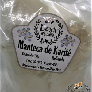 Bess Artesanal - Manteca Karité 1kg