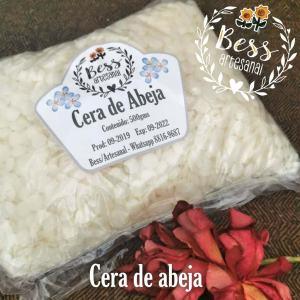 Bess Artesanal - Cera de abeja 500g