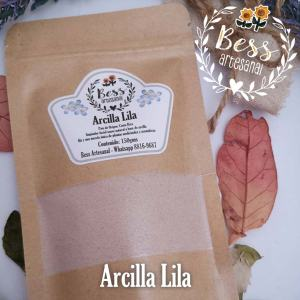 Bess Artesanal - Arcilla Lila