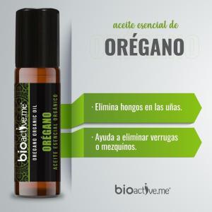 Bess Artesanal - Aceite esencial de orégano Bioactive.Me