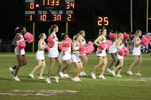 Varsity Cheerleaders 1