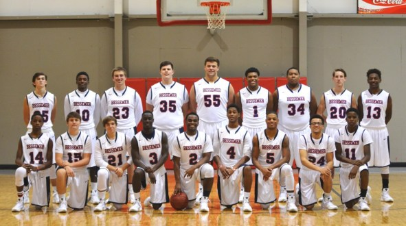 2015-16 Varsity Basketball Team