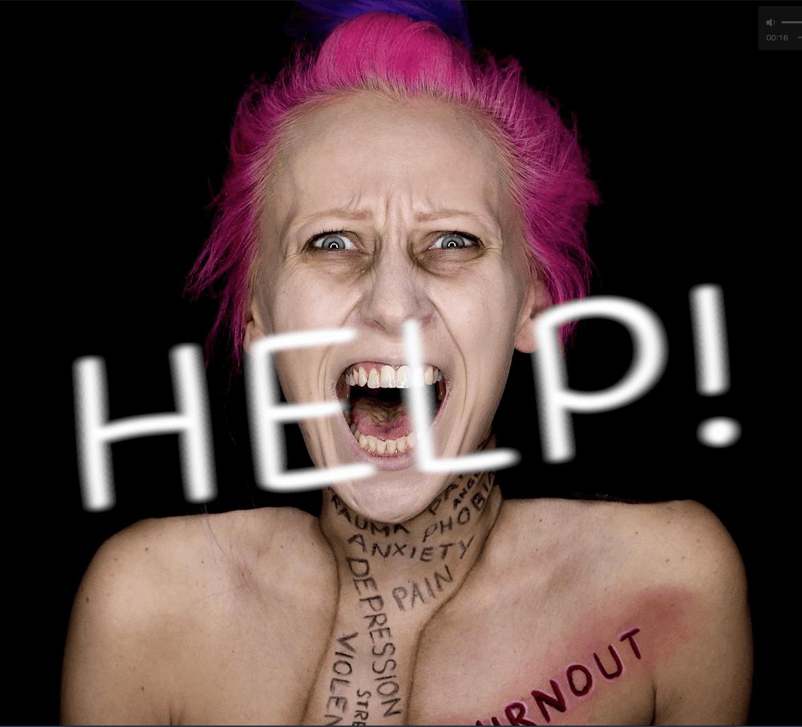 Hilfe! Mir geht es schlecht! Ich brauche Hilfe! Hypnose kann schnell und nachhaltig helfen!