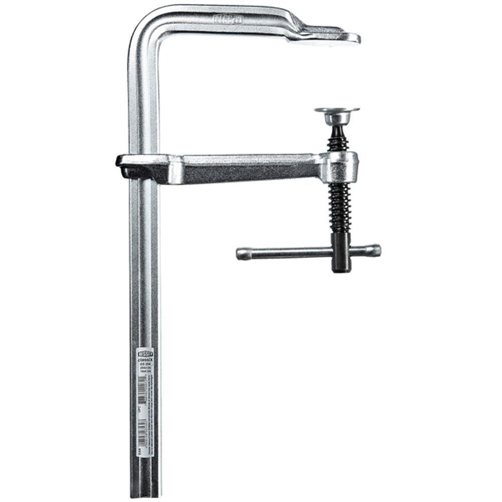 Bessey All-steel screw clamp classiX GS-K 250/120