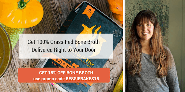 100% organic grass fed shelf stable bone broth