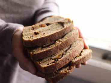sourdough cinnamon raisin bread recipe 1