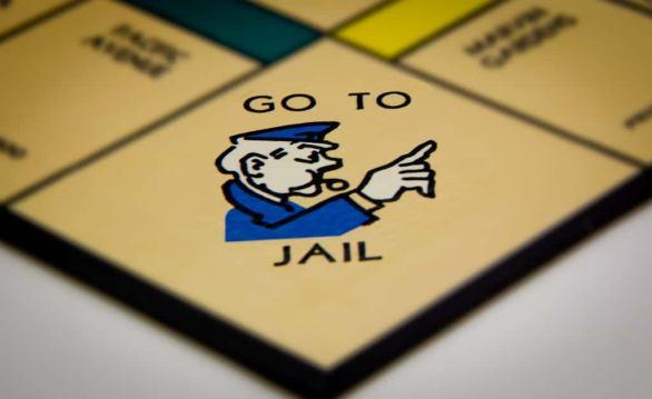 ベラジョンカジノを遊ぶと逮捕される?