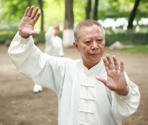 Tai Chi is a perfect exercise for Alzheimer's disease