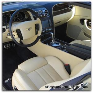 Interior Dressing Car Wash