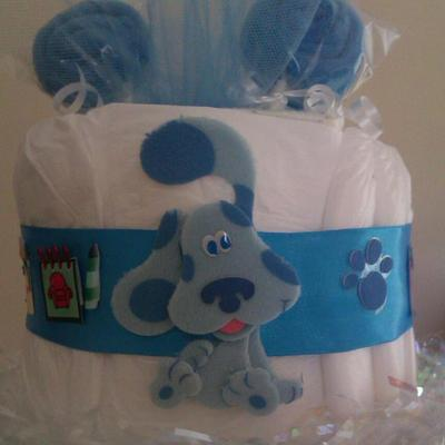 Luvy Dovey Diaper Pastries by Alicia