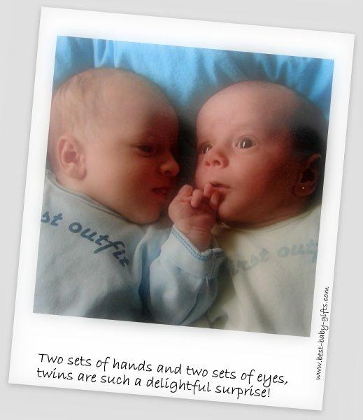 best twin baby congratulations