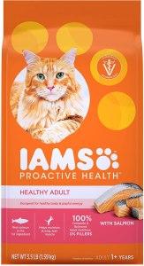 Iams Proactive Health Adult, Salmon Recipes
