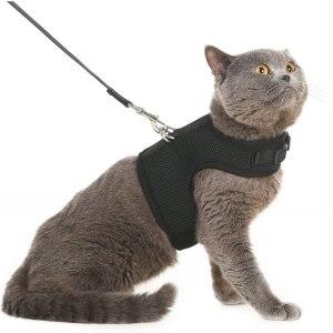 Pupteck Escape Proof Cat Harness