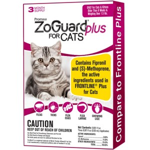 ZoGuard Plus Flea And Tick Prevention