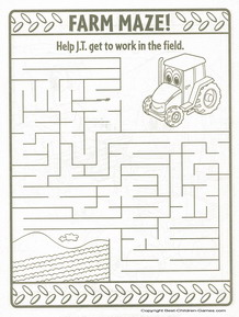 The Best Free Printable Mazes For Kids