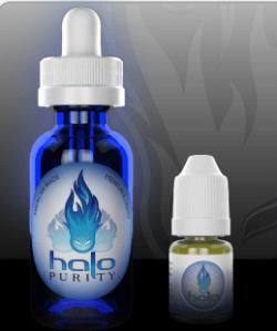 Halo Cigs Premium Smoke Juice