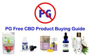 PG Free CBD Product Buying Guide-Featured Image