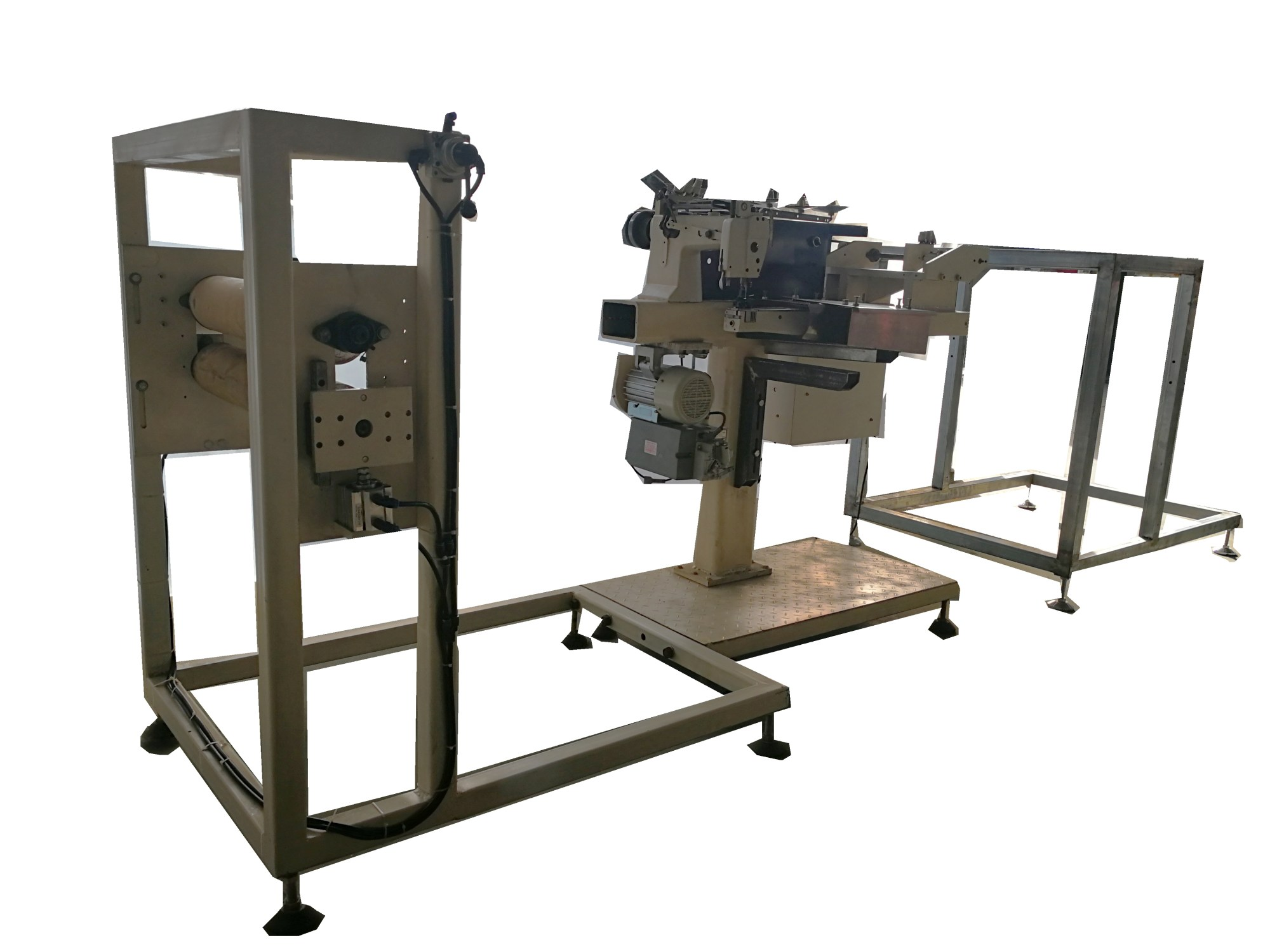 hight resolution of automatic sewing machine